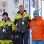 Otto sicherte sich die Goldmedaille im Super-G